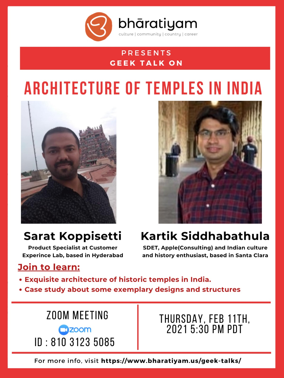 Architecture of temples in India