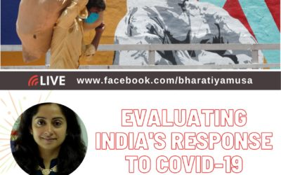 Evaluating India's Response to Covid-19 – Prof. Shamika Ravi