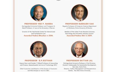 Interaction with Padma Awardees